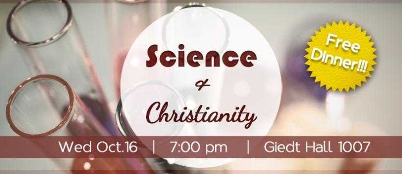 Science and Christianity Splash