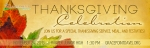 2013-11-24 Thanksgiving Service