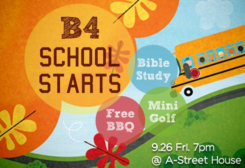 b4school