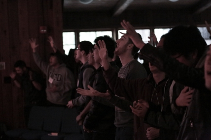 Connecting with God through praise