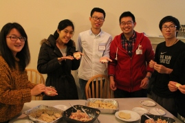 Which is the iron chef of dumplings?