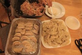 Life cycle of a dumpling