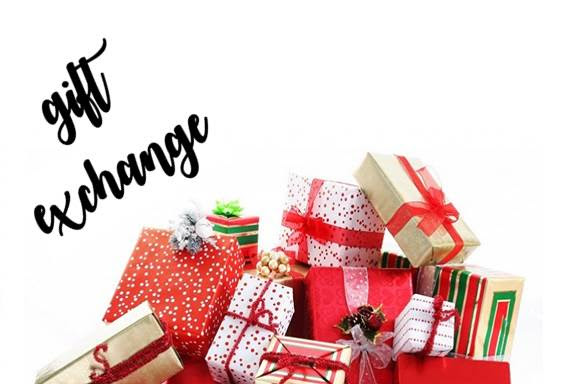 how to do a christmas gift exchange | Creativepoem.co